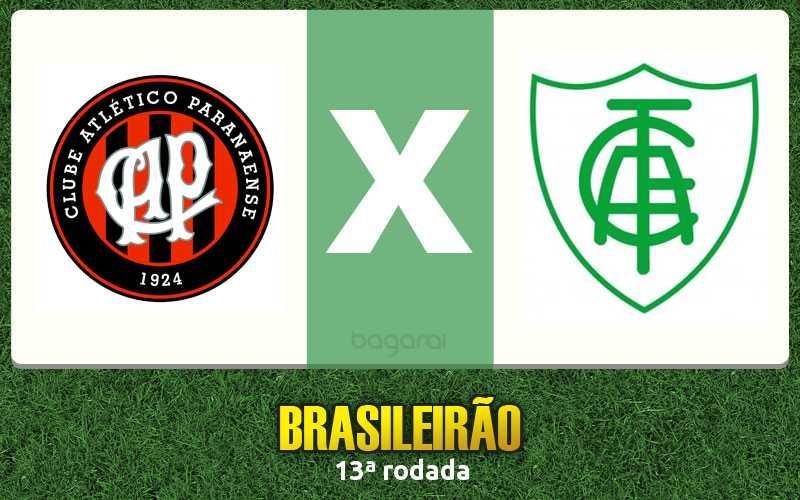 Brasileirão 2016: Atlético Paranaense vence América-MG na 13ª rodada