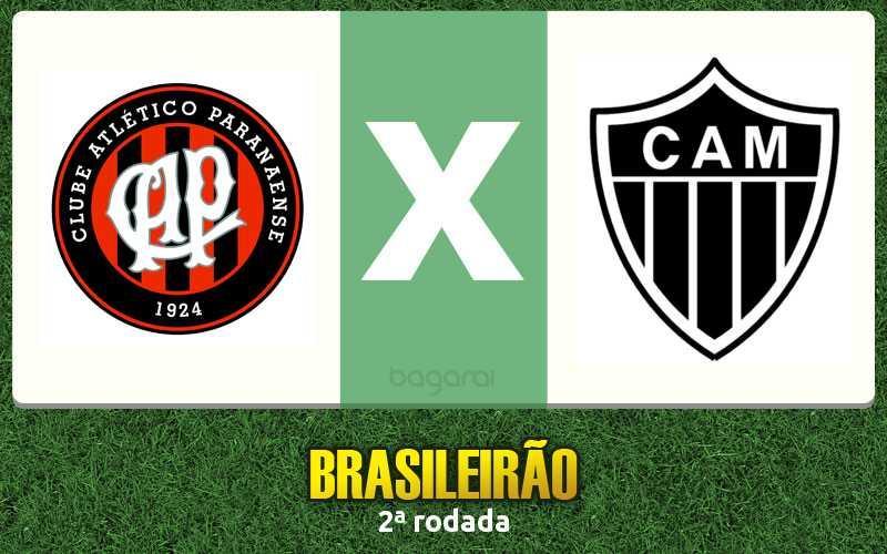 Resultado do jogo: Atlético Paranaense e Atlético Mineiro empatam pelo Campeonato Brasileiro 2016