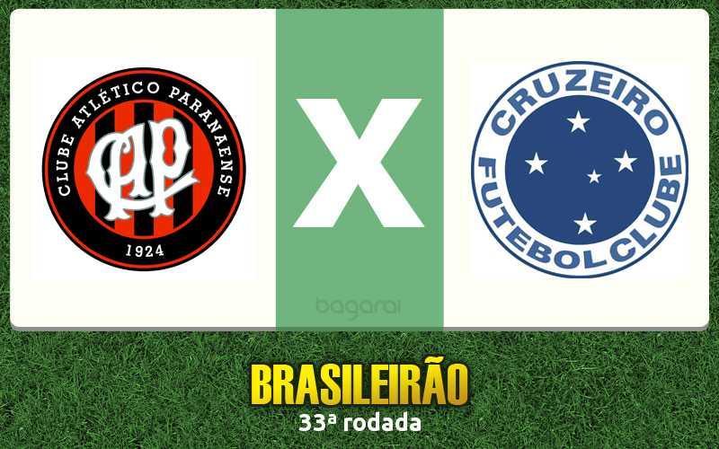 Brasileirão 2016: Atlético Paranaense vence Cruzeiro por 1 a 0