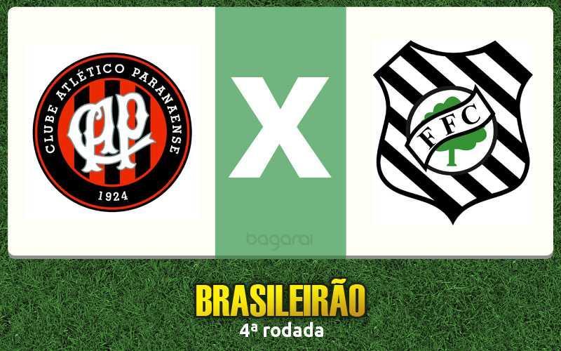Atlético Paranaense ganha do Figueirense pelo Brasileirão 2016