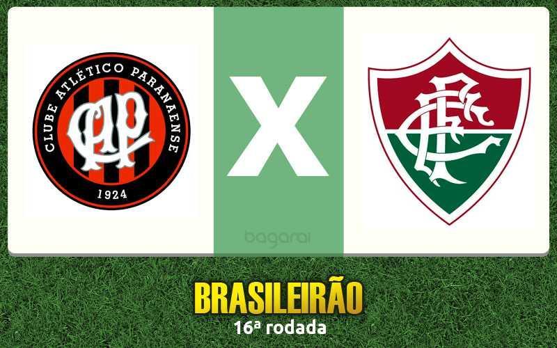 Campeonato Brasileiro 2016: Atlético Paranaense vence Fluminense na Arena da Baixada