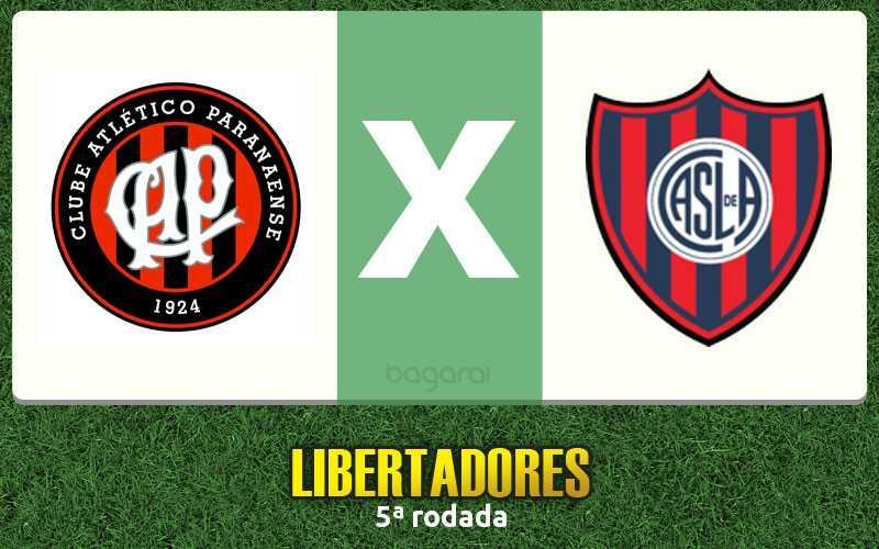 Libertadores 2017: Atlético-PR perde para San Lorenzo na 5ª rodada