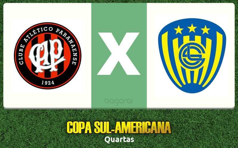 Atlético Paranaense vence Sportivo Luqueño pela Copa Sul-Americana 2015