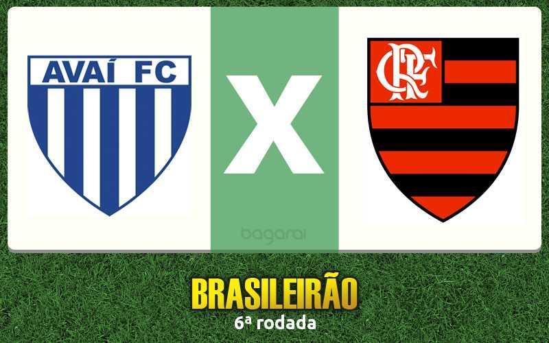 Brasileirão 2017: Avaí e Flamengo empatam em 1 a 1
