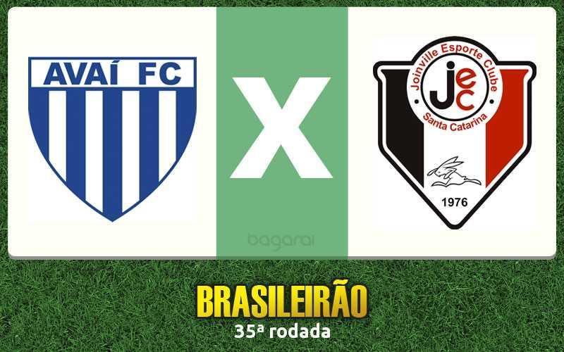 Campeonato Brasileiro 2015: Avaí vence Joinville por 2 a 1
