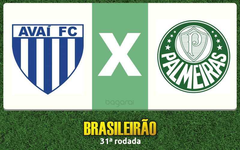 Palmeiras vence Avaí pela 31ª rodada do Brasileirão 2015