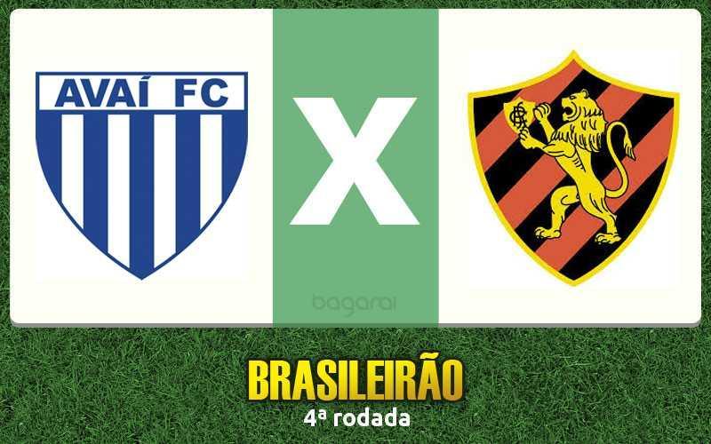 Avaí vence Sport pelo Campeonato Brasileiro 2017 na 4ª rodada