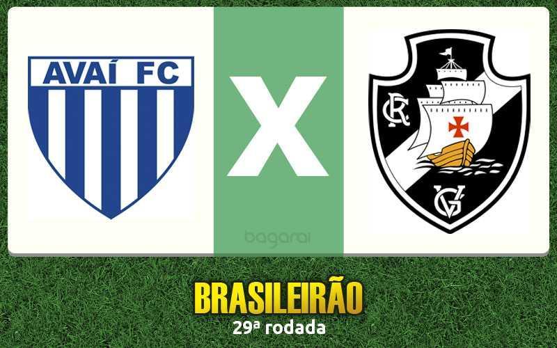 Resultado do jogo Avaí e Vasco da Gama pelo Brasileirão 2015 fica no empate