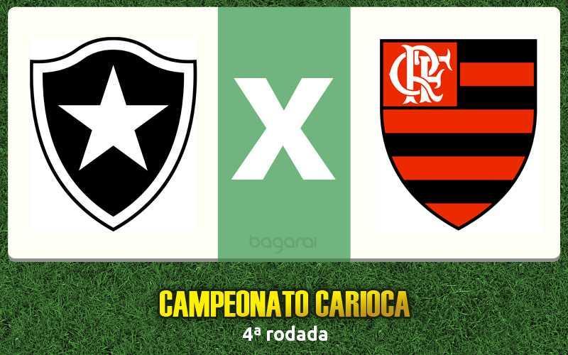 Campeonato Carioca 2017:Flamengo vence Botafogo por 2 a 1, Resultado do jogo