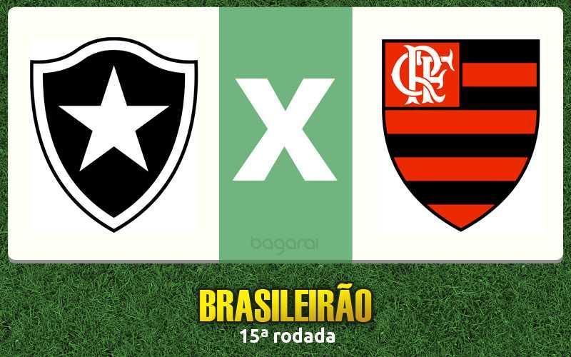 Brasileirão 2016: Botafogo e Flamengo empatam pela 15ª rodada