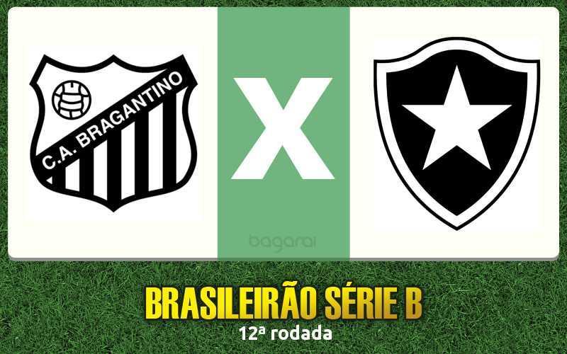 Bragantino vence Botafogo pela Serie-B do Campeonato Brasileiro 2015