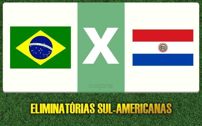 Brasil vence Paraguai pelas Eliminatórias Sul-Americanas 2017