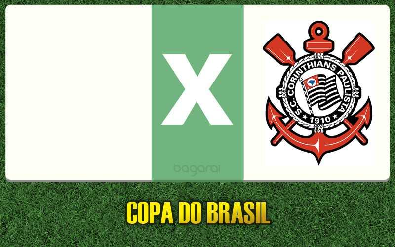 Copa do Brasil 2017: Corinthians vence Brusque