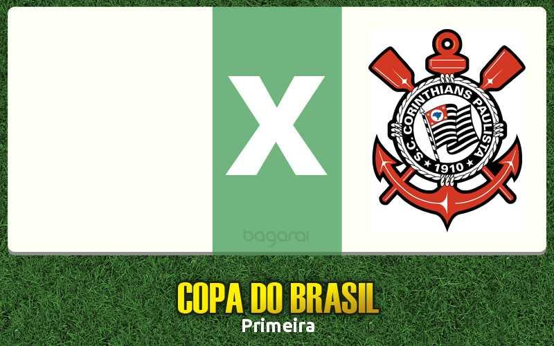 Corinthians vence Caldense na primeira fase da Copa do Brasil 2017