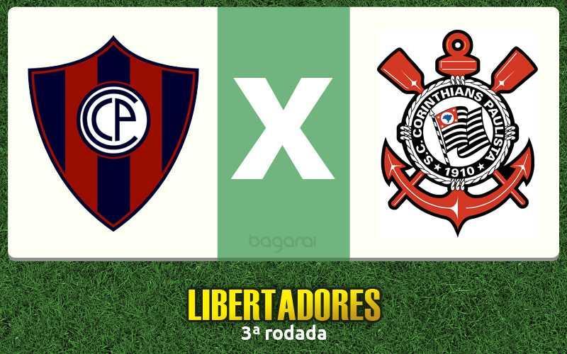 Libertadores 2016: Cerro Porteño fez 3 no Corinthians, resultado do jogo