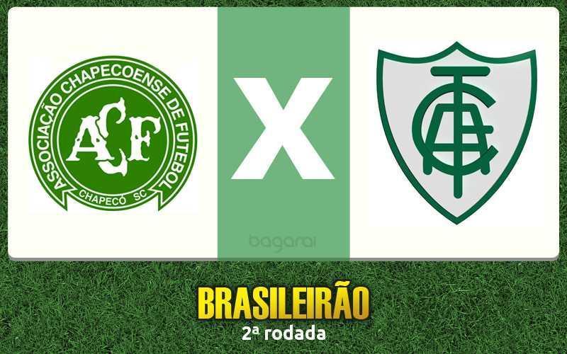 Campeonato Brasileiro 2016: Chapecoense ganha do América-MG