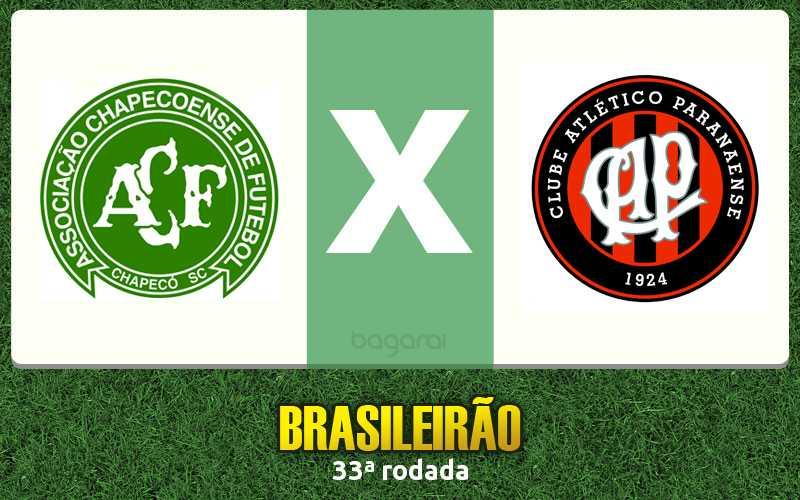 Resultado do jogo: Chapecoense e Atlético Paranaense empatam pelo Campeonato Brasileiro 2015 em 0 a 0