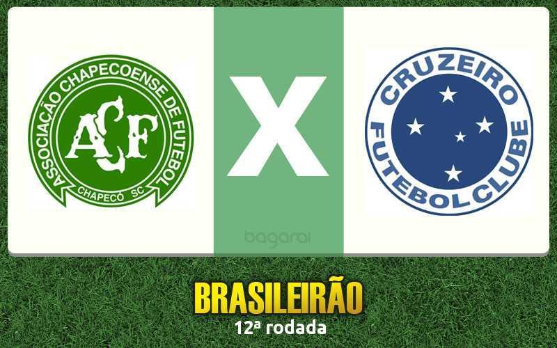 Chapecoense faz 3 no Cruzeiro pelo Brasileirão 2016, Resultado do jogo de hoje