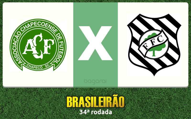 Chapecoense ganha do Figueirense pelo Campeonato Brasileiro 2016 por 1 a 0