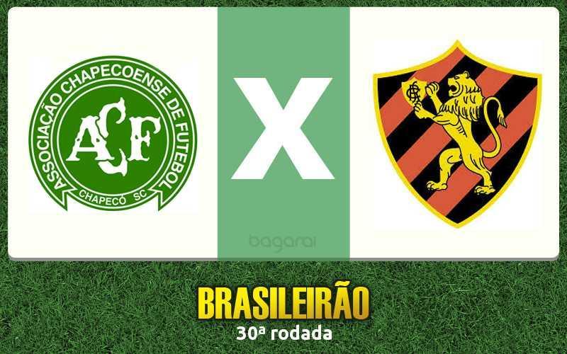 Chapecoense vence Sport pelo Brasileirão 2016 por 3 a 0