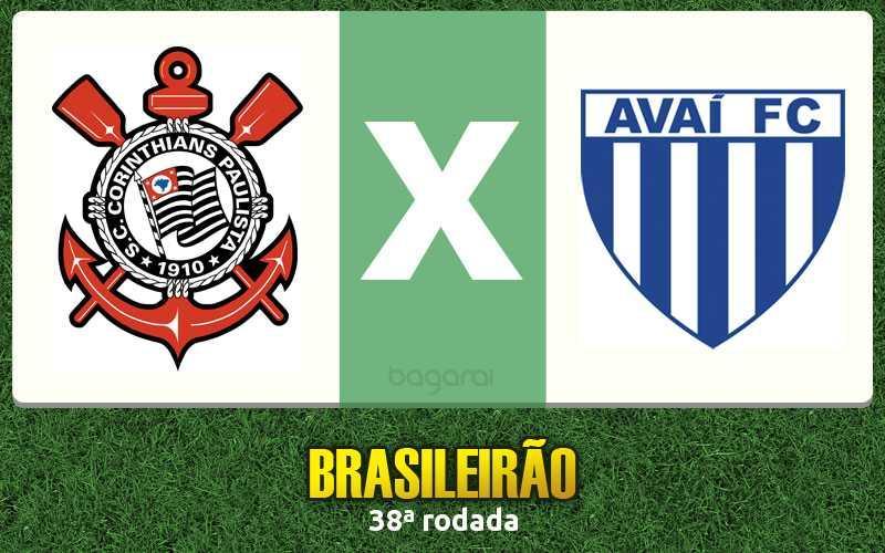 Resultado do jogo Corinthians e Avaí fica no empate pelo Brasileirão 2015