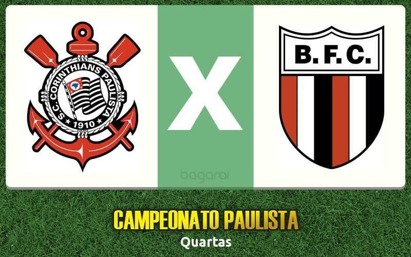 Campeonato Paulista 2017: Corinthians vence Botafogo-SP por 1 a 0