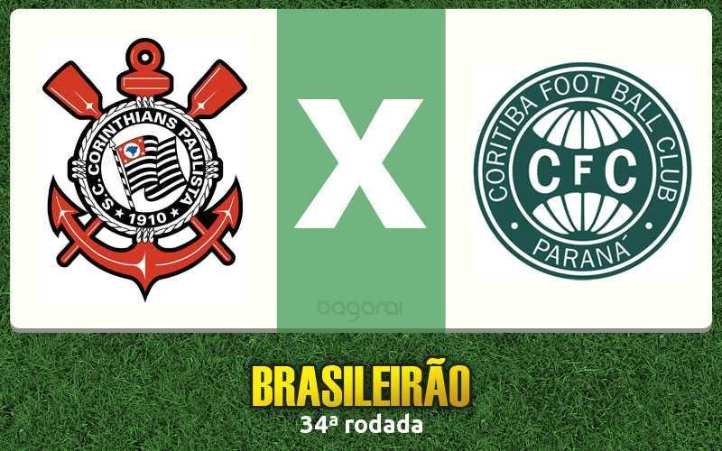 Resultado do jogo Corinthians e Coritiba deixa o Timão perto de ser campeão do Brasileirão 2015