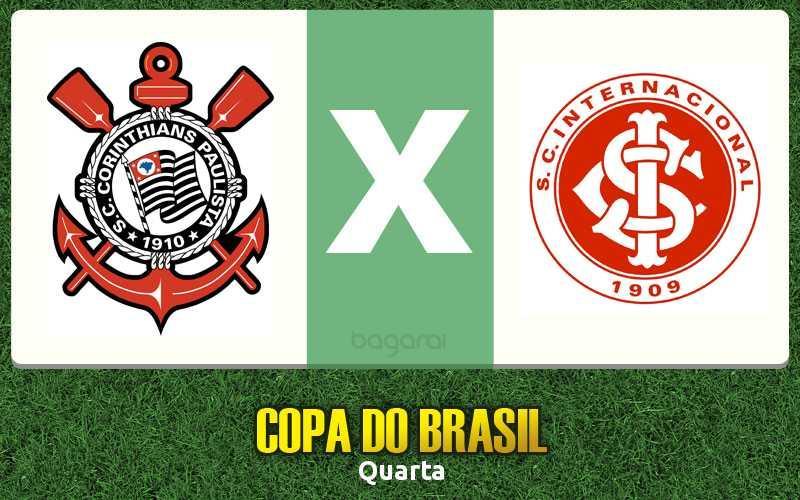Copa do Brasil 2017: Internacional vence Corinthians nos pênaltis