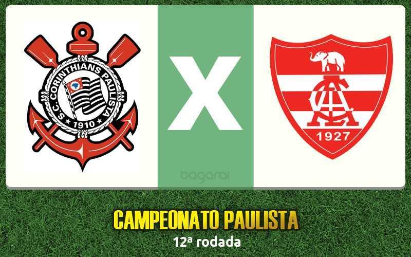 Corinthians ganha do Linense pelo Campeonato Paulista 2017, Resultado do jogo