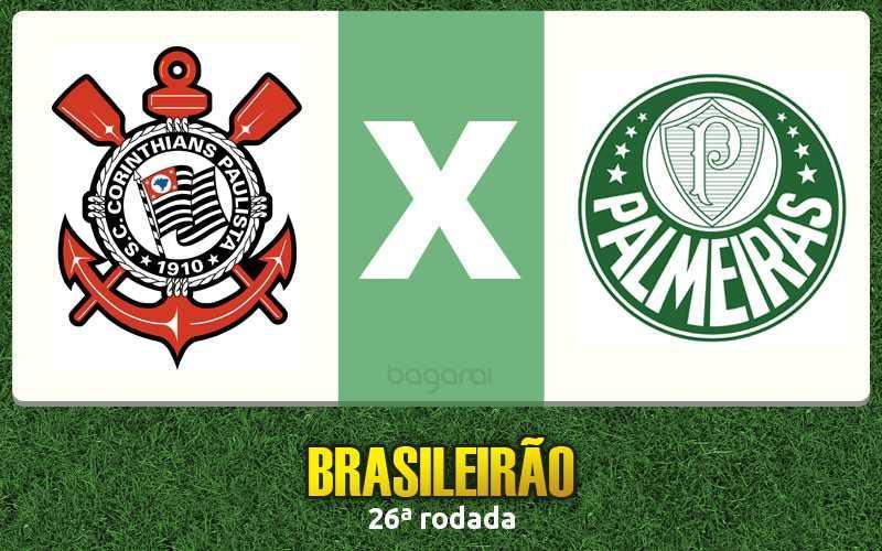 Brasileirão 2016: Palmeiras vence Corinthians por 2 a 0 na 26ª rodada