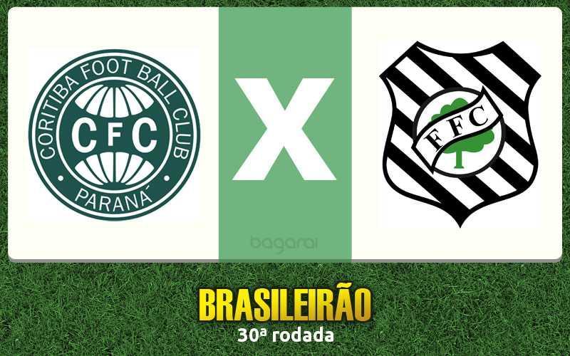 Brasileirão 2016: Coritiba e Figueirense ficam no 0 a 0