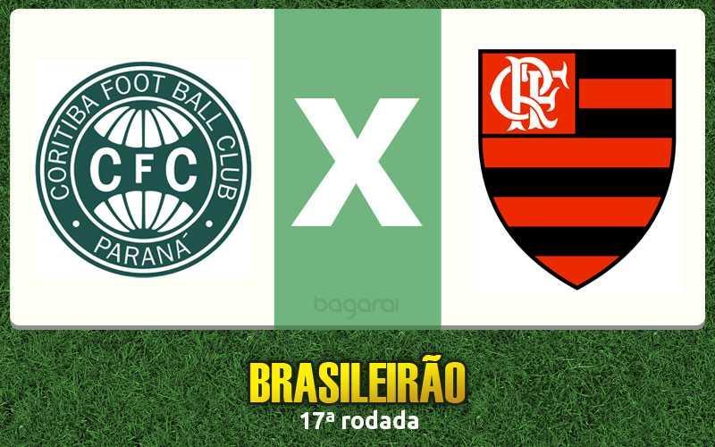 Brasileirão 2016: Flamengo marca 2 no Coritiba pela 17ª rodada