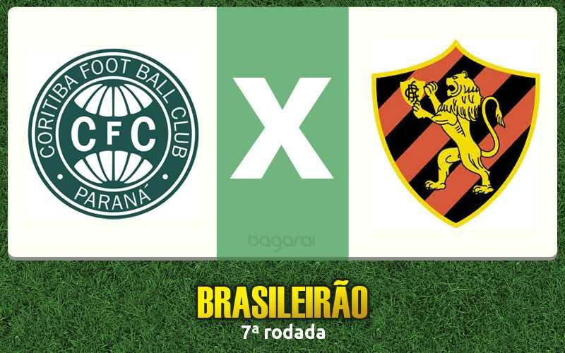 Coritiba faz 3 no Sport pelo Brasileirão 2016