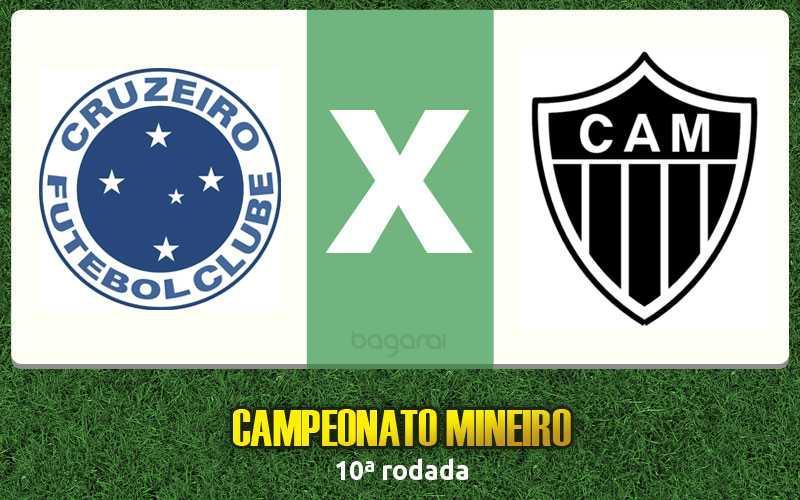 Campeonato Mineiro 2017: Cruzeiro vence Atlético Mineiro em clássico