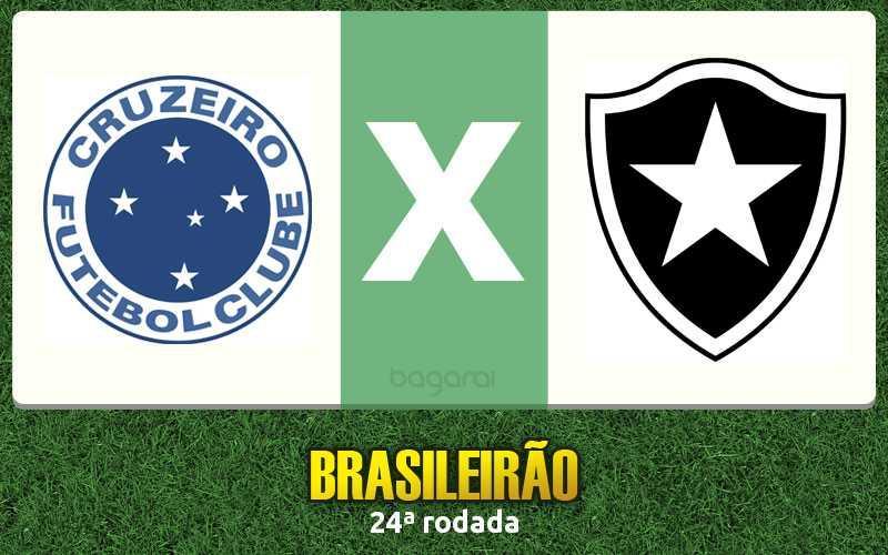 Campeonato Brasileiro 2016: Botafogo faz 2 no Cruzeiro pela 24ª rodada