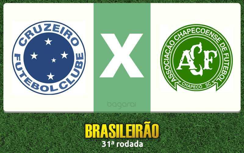 Brasileirão 2016: Cruzeiro e Chapecoense ficam no 0 a 0