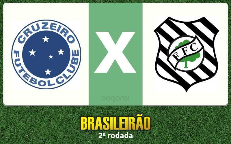 Brasileirão 2016: Cruzeiro empata com o Figueirense na 2ª rodada