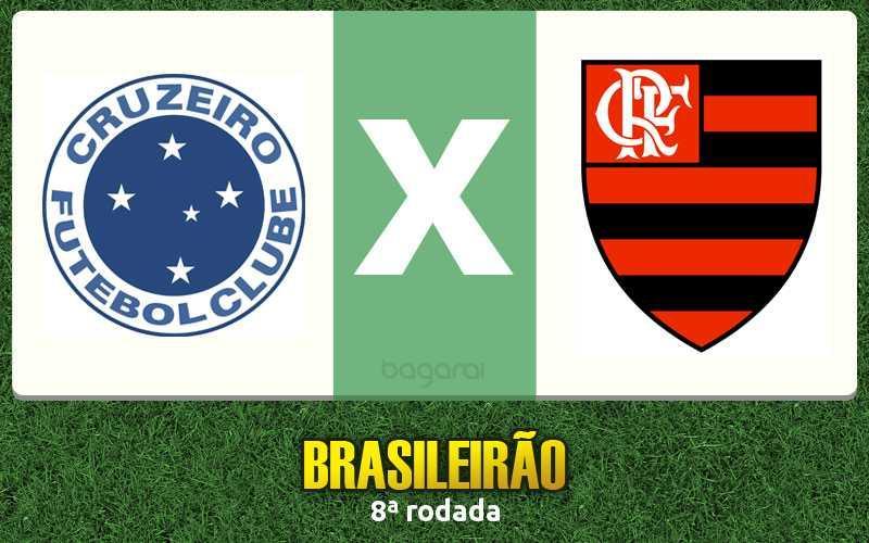 Flamengo ganha do Cruzeiro pela 8ª rodada do Campeonato Brasileiro 2016