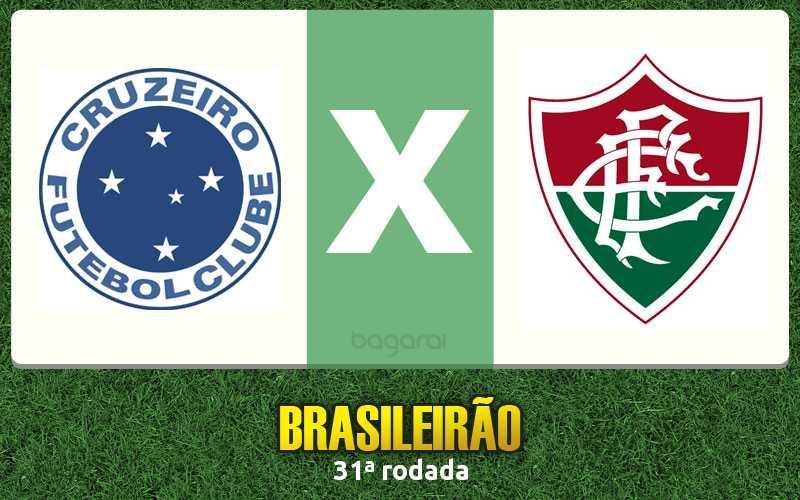 Resultado do jogo: Cruzeiro fez 2 no Fluminense pelo Brasileirão 2015
