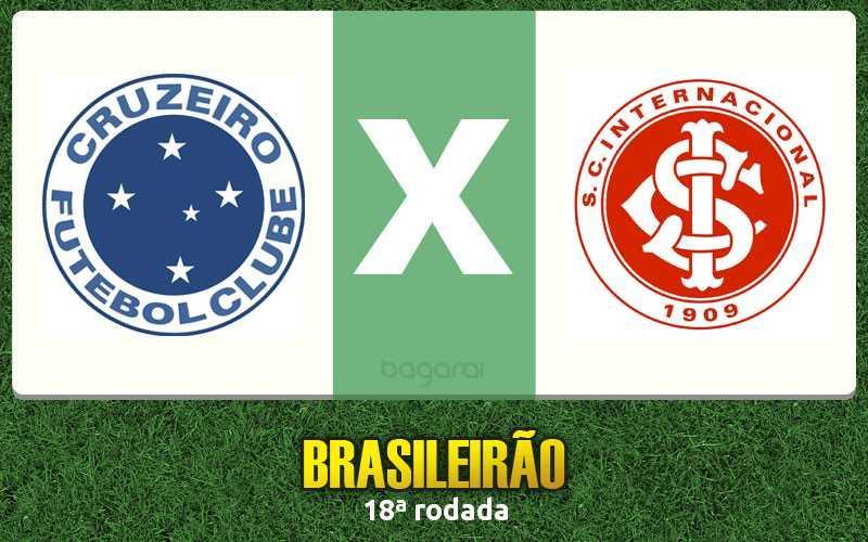 Campeonato Brasileiro 2016: Cruzeiro vence Internacional por 4 a 2, Resultado do jogo