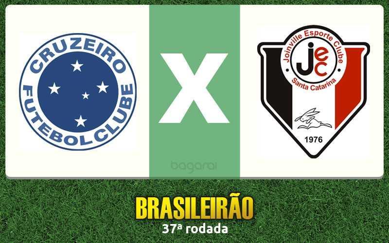 Cruzeiro faz 3 em cima do JEC pela 37ª rodada do Brasileirão 2015