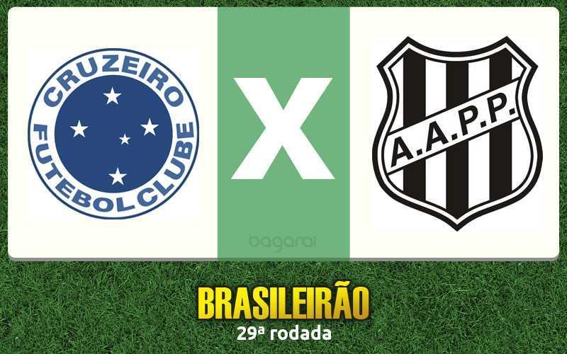 Cruzeiro ganha da Ponte Preta pelo Brasileirão 2016