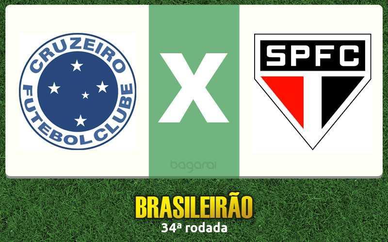 Cruzeiro vence SPFC pelo Campeonato Brasileiro 2015