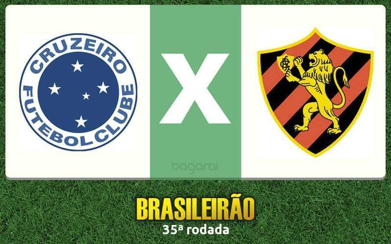 Cruzeiro faz 3 no Sport pelo Brasileirão 2015