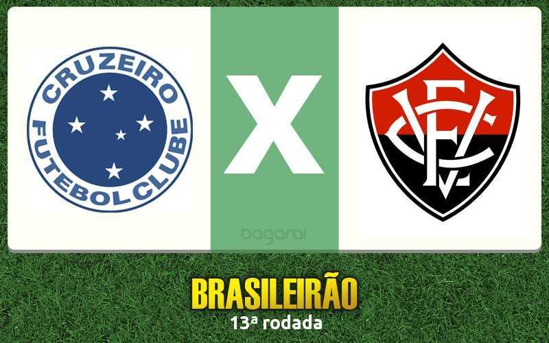 Brasileirão 2016: Cruzeiro e Vitória ficam no 2 a 2
