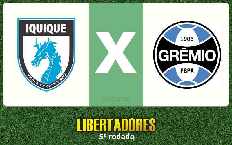 Libertadores 2017: Grêmio perde para o Deportes Iquique