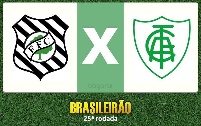 Brasileirão 2016: Figueirense e América-MG empatam em 2 a 2