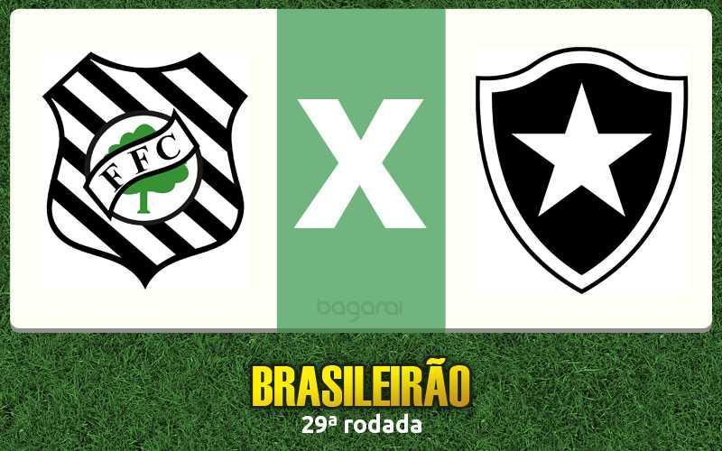 Botafogo marca e vence do Figueirense pelo Brasileirão 2016