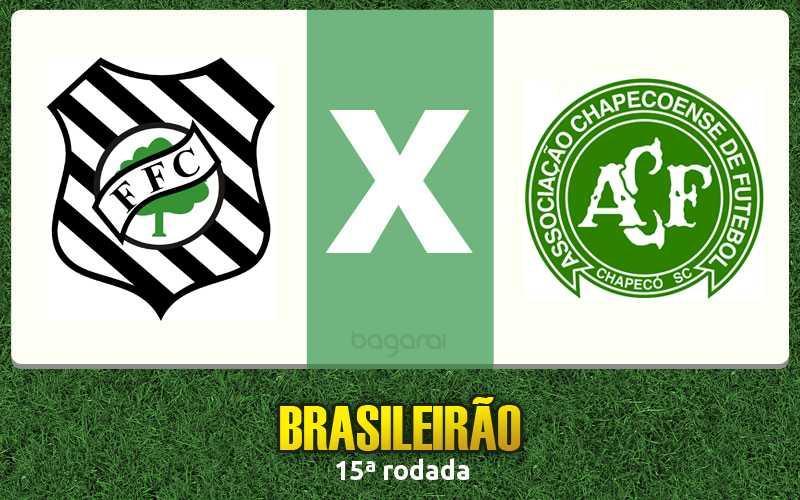 Campeonato Brasileiro 2016: Figueirense e Chapecoense ficam no 1 a 1