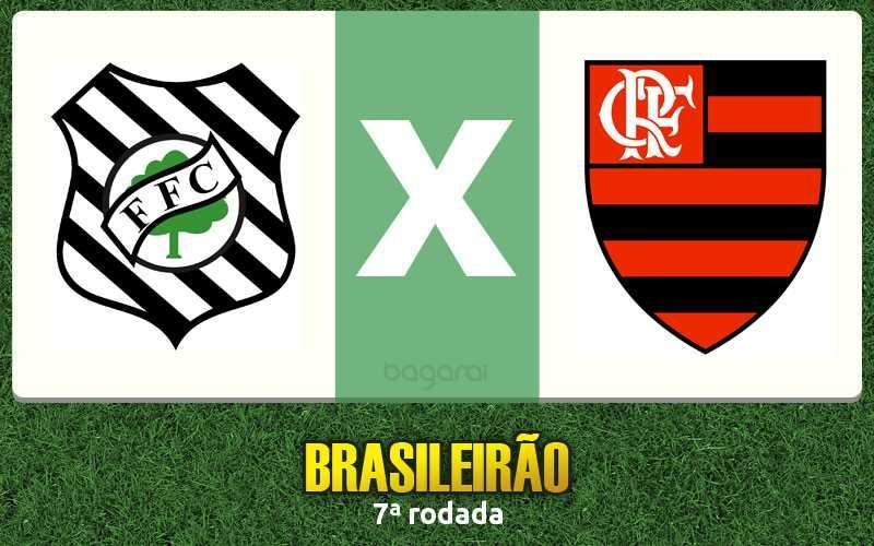 Figueirense marca e vence Flamengo pelo Brasileirão 2016